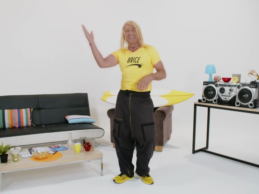 Brice de Nice 3 casse les pirates sur YouTube