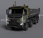 Volvo envoie son camion autonome à la mine