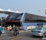 La police chinoise ouvre une enquête autour du bus chinois en forme de pont