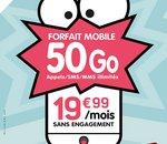 NRJ Mobile répond à Free avec un forfait 50 Go à 20 euros