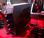 Computex - MSI lance son Aegis X, PC compact pour joueurs
