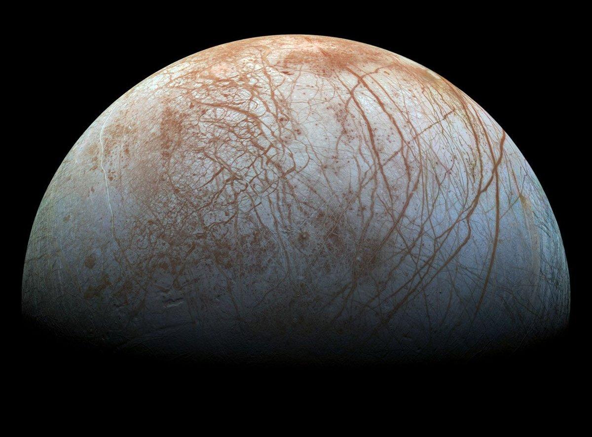 Europe Jupiter