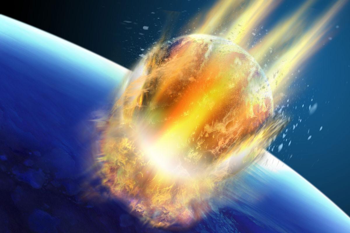Un astéroïde passe à près de 6 millions de kilomètres de la Terre