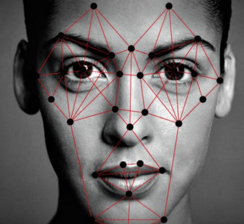 reconnaissance faciale visage