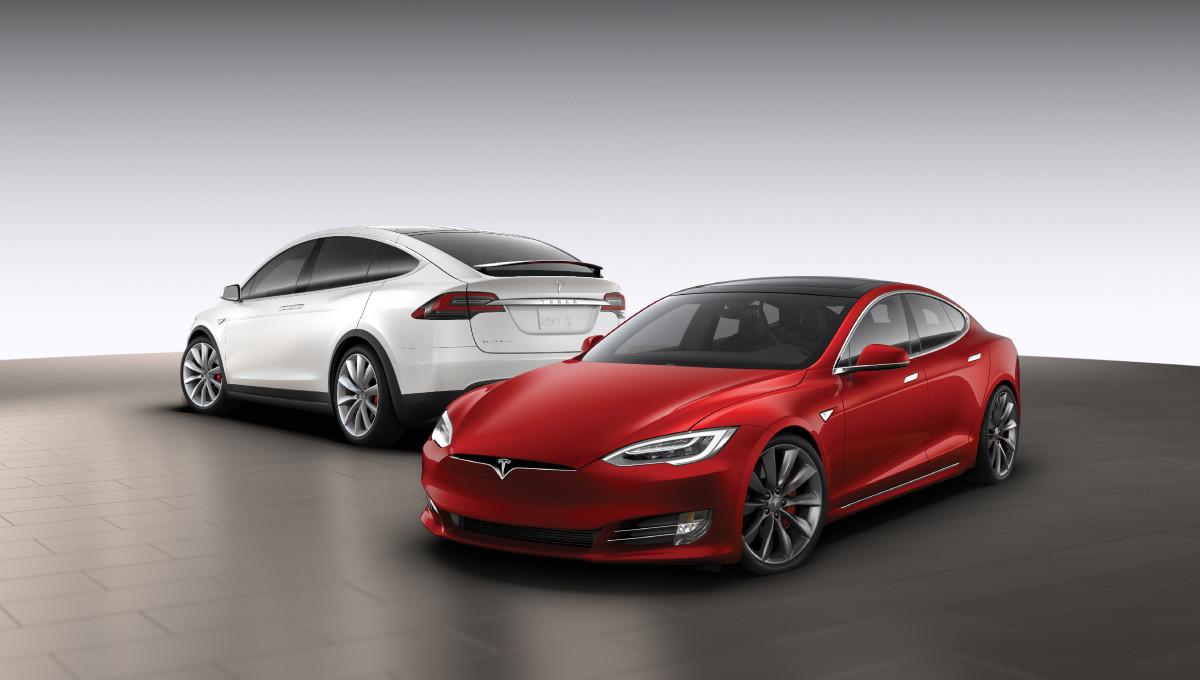 Tesla Model S et Tesla Model X