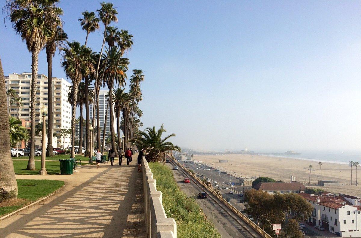 Los Angeles plage