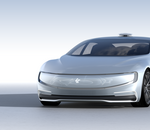 L'investisseur de Faraday Future dévoile une voiture prometteuse