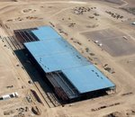 Gigafactory, l'usine titanesque de Tesla en photos (#rediff)