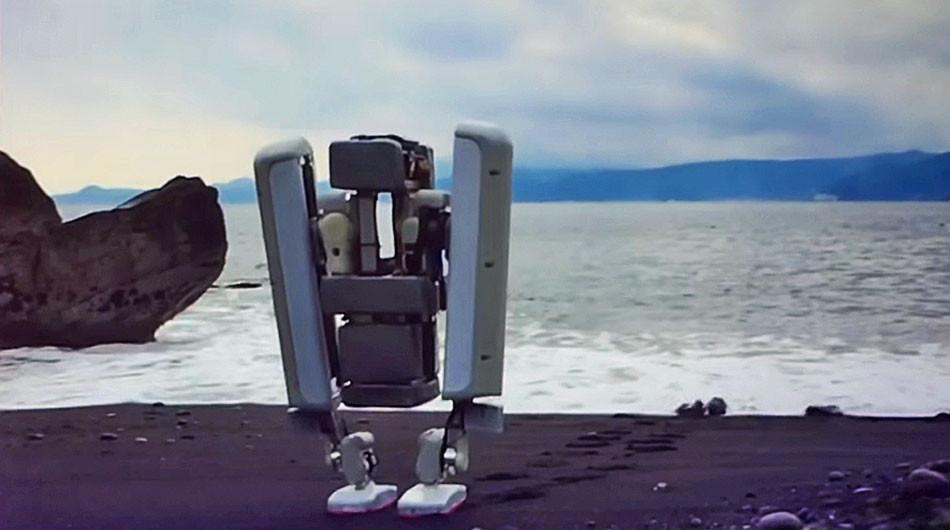Robot Shaft