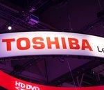 Toshiba se coupe un nouveau bras
