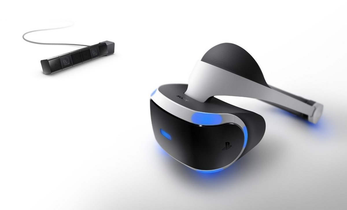 PS Camera Playstation VR