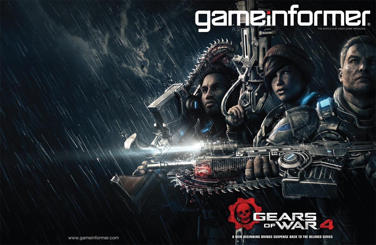 Gears of War 4 : des détails sur l'histoire et le casting