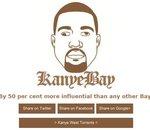 KanyeBay : The Pirate Bay se paie la tête du chanteur américain et encourage à pirater son oeuvre