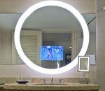 Un miroir avec une télé intégrée ? C'est possible, si vous avez beaucoup d'argent
