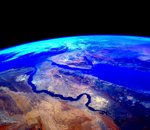 Les impressionnantes photos spatiales de Scott Kelly
