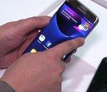 Galaxy S7 Edge : on a essayé les nouveautés du bord incurvé