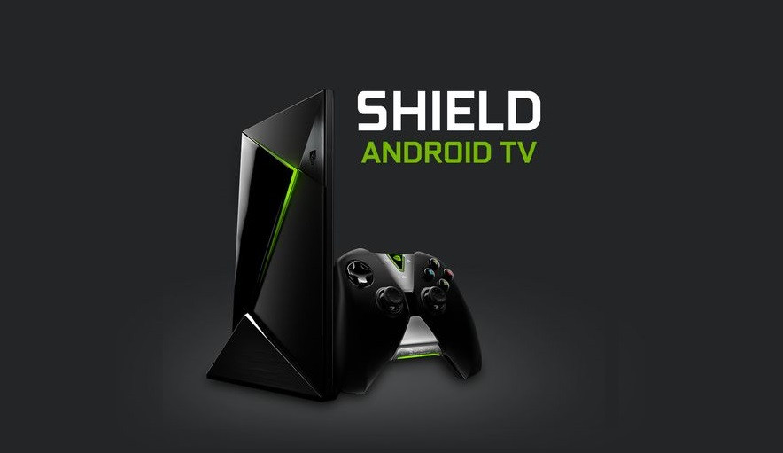 Nvidia Shield android tv hero