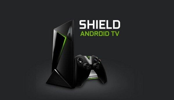 Nvidia Shield android tv hero