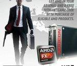 AMD offre Hitman à l'achat des Radeon R9 390 et processeurs FX