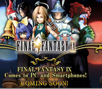 Final Fantasy IX est disponible sur iOS et Android, à un prix fort élevé