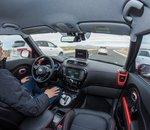 CES 2016 : Kia prévoit une voiture 100% autonome pour 2030