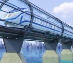 Hyperloop, le train supersonique d'Elon Musk, prend forme dans le désert du Nevada
