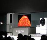 CES 2016 : TV OLED, LG persiste et signe