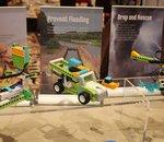 CES 2016 : LEGO Education veut apprendre les rudiments du développement à l'école primaire
