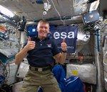 Quand un astronaute de l'ISS fait involontairement une blague téléphonique sur Terre