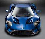 Du Gorilla Glass pour améliorer l'accélération de la Ford GT