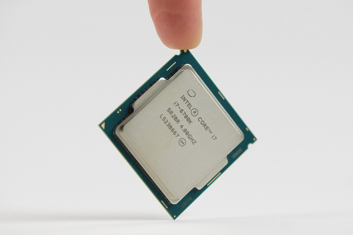 Intel Core i7 6700K 3