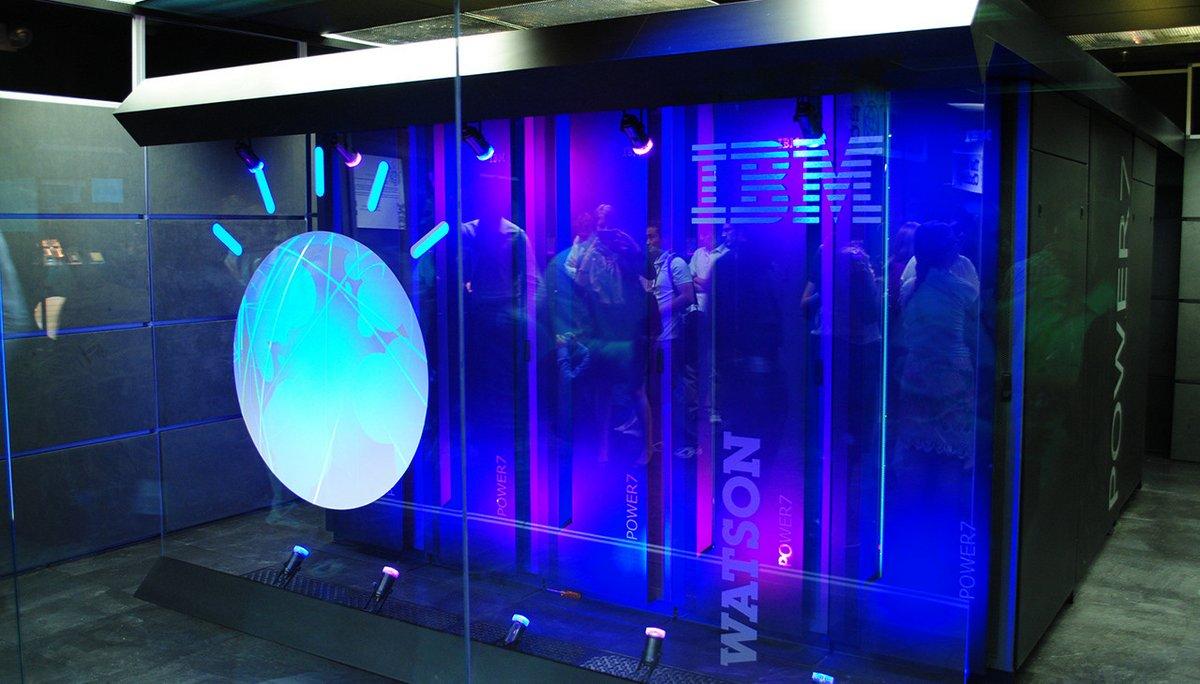 Supercalculateur IBM Watson