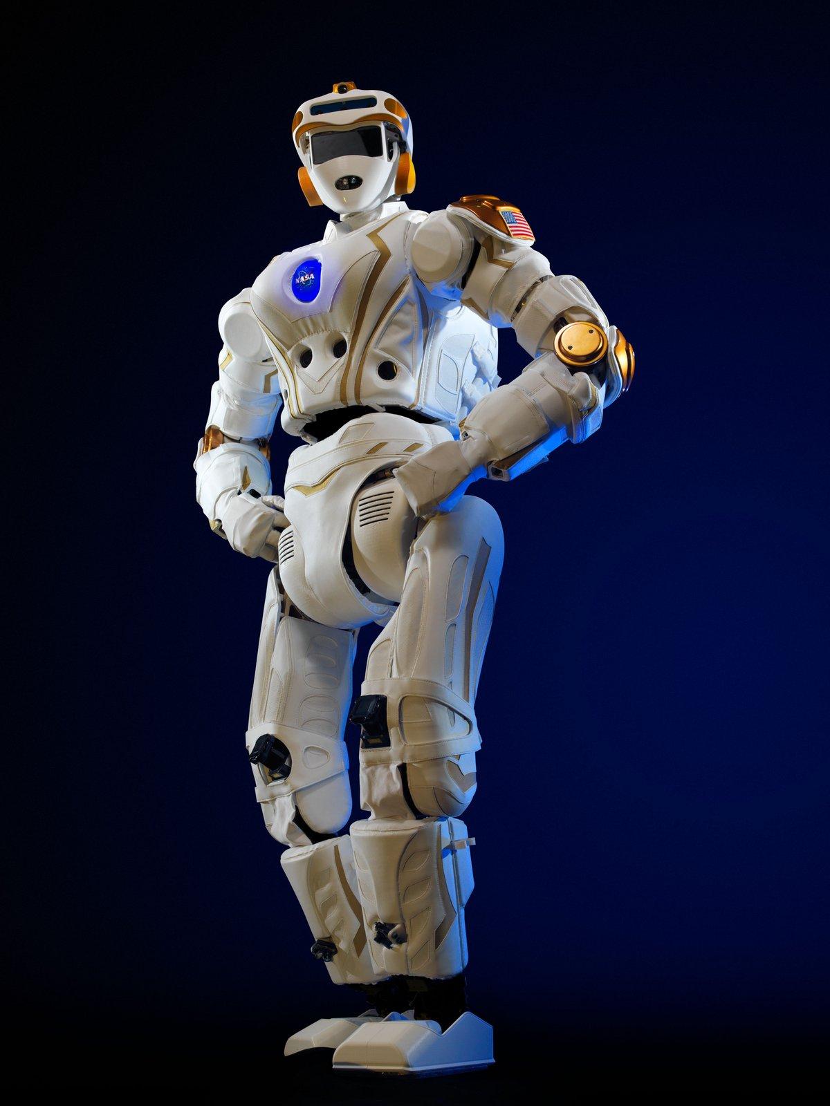 Robonaut 5 Valkyrie