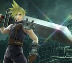 Cloud de Final Fantasy VII débarque dans Super Smash Bros