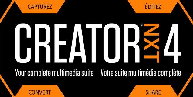 Roxio propose Creator NXT 4.0, nouvelle suite de gravure