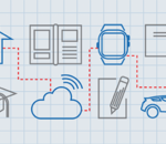 De la 4G à 1 Mb/s pour des objets connectés avec 10 ans d'autonomie