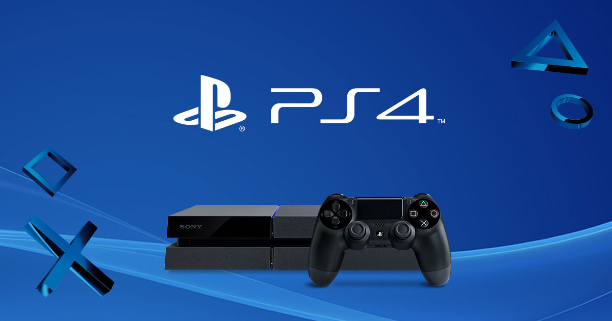 PlayStation 4 - Baisse de Prix - 349 euros