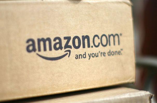 Amazon colis livraison logistique