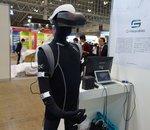 Step VR : une combinaison dédiée à la réalité virtuelle
