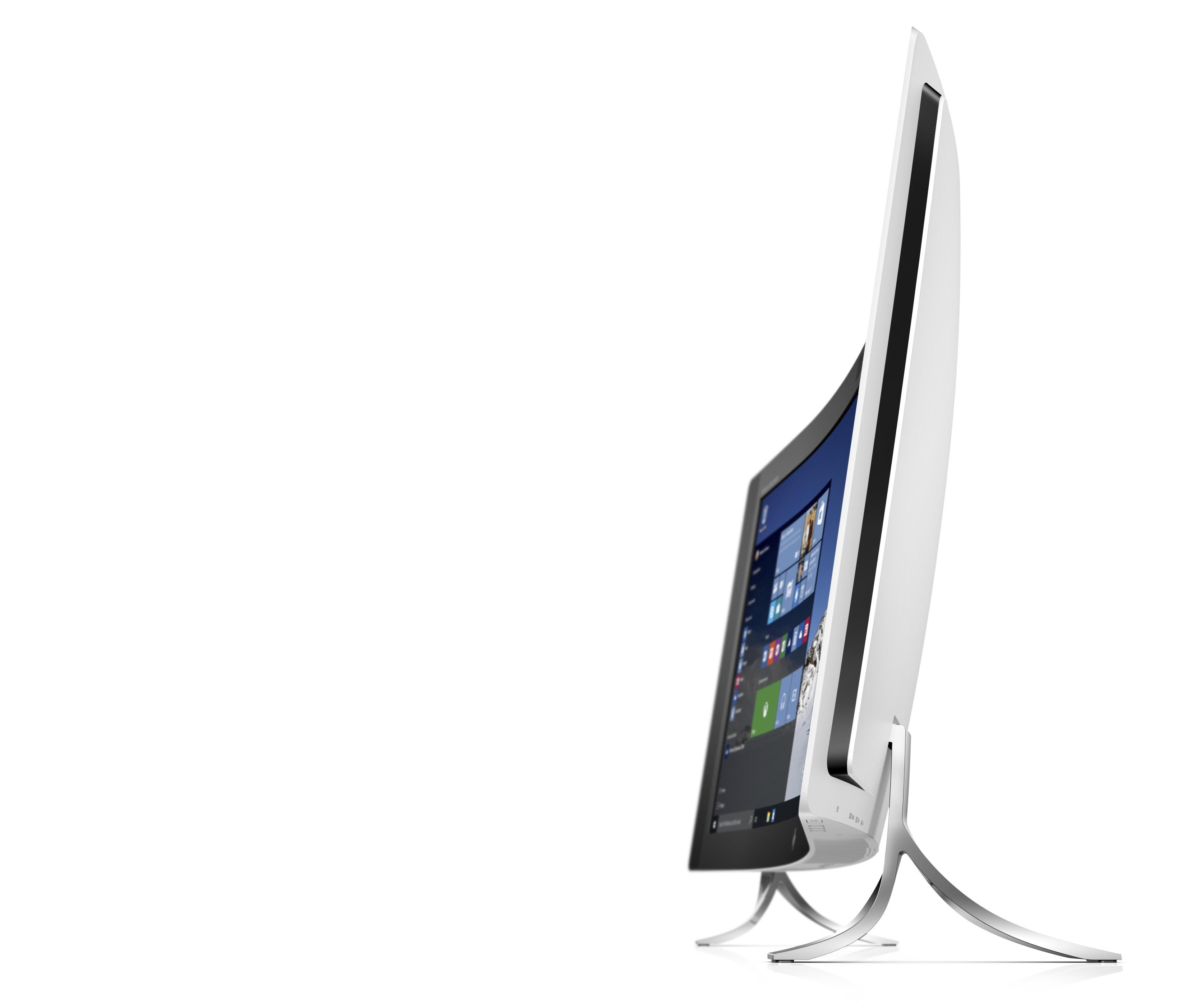 HP présente un PC tout-en-un incurvé de 34 pouces