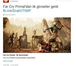 Far Cry Primal : Ubisoft officialise son FPS préhistorique