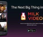 Samsung ferme son service Milk Video un an après son ouverture