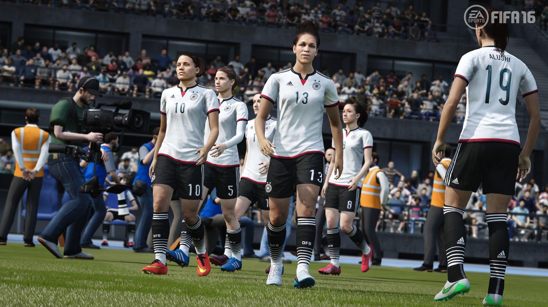 FIFA 16 : des versions PS3 / Xbox 360 amputées de quelques fonctions