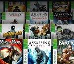 Jeux Xbox 360 compatibles Xbox One : Ubisoft fait du teasing