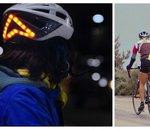Lumos, le casque de vélo lumineux qui sert de clignotant