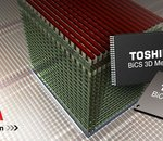 NAND 3D : SanDisk passe aussi en TLC