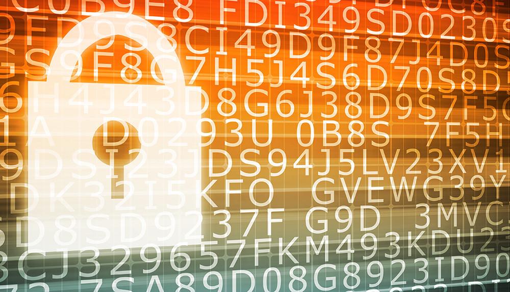 chiffrement de données sécurité