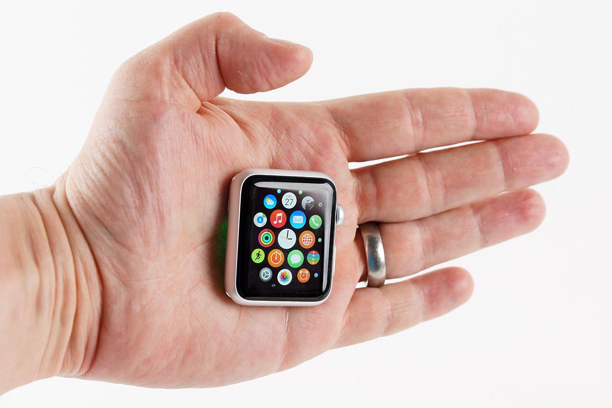 L'Apple Watch Sport ne coûte que 84 dollars en composants