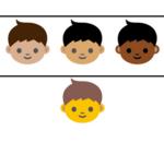 Unicode : Bientôt des Emojis de couleur pour