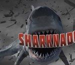 Insolite : Philips Hue s'allie à SyFy pour mettre en lumière Sharknado